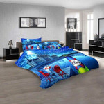 Beer Brand Kronenbourg 1664 1N 3D Customized Personalized Bedding Sets Bedding Sets