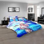 Anime Shelter v 3D Customized Personalized Bedding Sets Bedding Sets