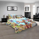 Anime World of Warcraft n 3D Customized Personalized  Bedding Sets