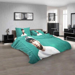Famous Rapper Jehst n 3D Customized Personalized  Bedding Sets