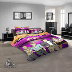 Cartoon Movies Pacific Heat D 3D Customized Personalized Bedding Sets Bedding Sets