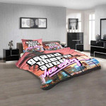 Grand Theft Auto Vice City D 3D Customized Personalized Bedding Sets Bedding Sets