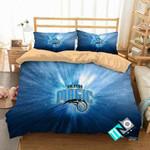 NBA Orlando Magic 1 Logo 3D Personalized Customized Bedding Sets Duvet Cover Bedroom Set Bedset Bedlinen N