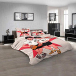 Anime Ping Pong the Animation d 3D Customized Personalized  Bedding Sets