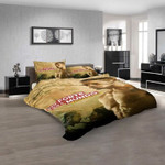 Netflix Movie Stronger Than the World d 3D Customized Personalized  Bedding Sets