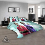 Famous Rapper Three 6 Mafia n 3D Customized Personalized Bedding Sets Bedding Sets