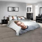 Famous Rapper Professor Green  n 3D Customized Personalized Bedding Sets Bedding Sets