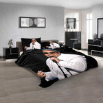 Famous Rapper Heavy D v 3D Customized Personalized  Bedding Sets