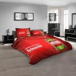 Beer Brand Karlovacko 1V 3D Customized Personalized  Bedding Sets