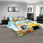 Cartoon Movies Richie Rich V 3D Customized Personalized  Bedding Sets