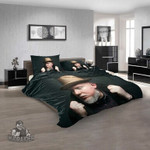 Famous Rapper Brother Ali v 3D Customized Personalized  Bedding Sets