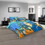 Cartoon Movies Sealab 2021 n 3D Customized Personalized  Bedding Sets