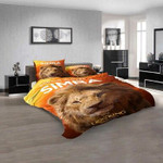 Disney Movies The Lion King (2019) d 3D Customized Personalized  Bedding Sets