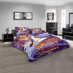Disney Movies Aladdin (1992) D 3D Customized Personalized  Bedding Sets