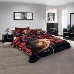 Famous Rapper YBN Nahmir  d 3D Customized Personalized  Bedding Sets
