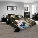 Famous Rapper Merkules n 3D Customized Personalized  Bedding Sets