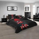 Anime Akira d 3D Customized Personalized Bedding Sets Bedding Sets