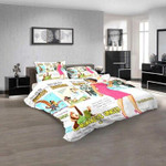 Disney Movies The Monkey's Uncle (1965) N 3D Customized Personalized  Bedding Sets
