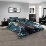 Anime Final Fantasy v 3D Customized Personalized  Bedding Sets