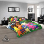 Cartoon Movies The Backyardigans v 3D Customized Personalized Bedding Sets Bedding Sets