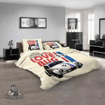 Disney Movies The Love Bug V 3D Customized Personalized Bedding Sets Bedding Sets
