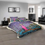 Tarot Card 8 of Swords (5) 3D Customized Personalized  Bedding Sets