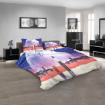 Netflix Movie The End of Evangelion n 3D Customized Personalized  Bedding Sets