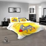 Cartoon Movies Eek! The Cat V 3D Customized Personalized  Bedding Sets