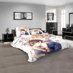 Anime Barakamon d 3D Customized Personalized  Bedding Sets
