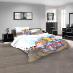 Cartoon Movies Animated Stories from the Bibl N 3D Customized Personalized Bedding Sets Bedding Sets