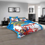 Cartoon Movies Dastardly and Muttley in Their N 3D Customized Personalized  Bedding Sets
