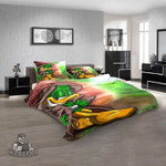 Cartoon Movies The Plucky Duck Show D 3D Customized Personalized Bedding Sets Bedding Sets