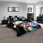 Famous Person Dwight Yoakam d 3D Customized Personalized  Bedding Sets
