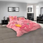 Cartoon Movies Snagglepuss V 3D Customized Personalized  Bedding Sets