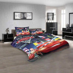 Disney Movies Cars 2 (2011) d 3D Customized Personalized Bedding Sets Bedding Sets