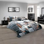 Movie Our Lovers n 3D Customized Personalized  Bedding Sets