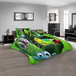Disney Movies A Bug's Life (1998) n 3D Customized Personalized  Bedding Sets