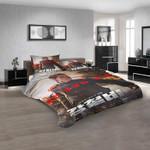Netflix Movie Steel Rain  d 3D Customized Personalized  Bedding Sets