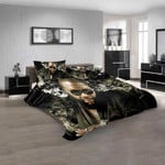 Famous Rapper Rick Ross  n 3D Customized Personalized  Bedding Sets