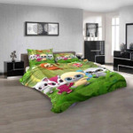 Cartoon Movies YooHoo to the Rescue D 3D Customized Personalized  Bedding Sets