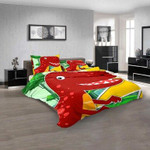 Cartoon Movies Dino Babies V 3D Customized Personalized  Bedding Sets