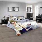 Anime Mononoke v 3D Customized Personalized  Bedding Sets