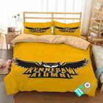 NCAA Kennesaw State Owls 1 Logo D 3D Personalized Customized Bedding Sets Duvet Cover Bedroom Set Bedset Bedlinen