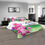 Cartoon Movies popples cartoon V 3D Customized Personalized  Bedding Sets