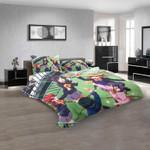 Anime Shirobako v 3D Customized Personalized  Bedding Sets