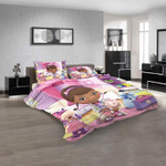 Cartoon Movies Doc McStuffins V 3D Customized Personalized  Bedding Sets
