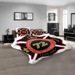 Firefighter Adrian Charter Township Fire Department 3D Customized Personalized  Bedding Sets