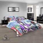 Anime Date A Live n 3D Customized Personalized Bedding Sets Bedding Sets