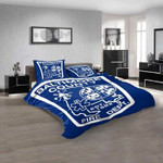 Firefighter Baltimore County Fire Department 3D Customized Personalized Bedding Sets Bedding Sets