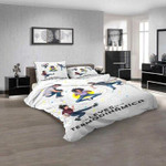 Netflix Movie The Laws of Thermodynamics d 3D Customized Personalized  Bedding Sets